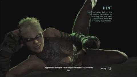 Batman Arkham Origins- Game Over Copperhead