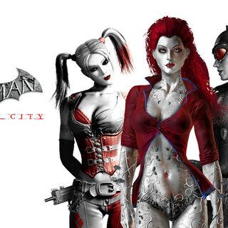 As Sereias de Gotham City de <i><a href=