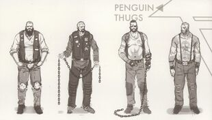 PenguinBruteVariations