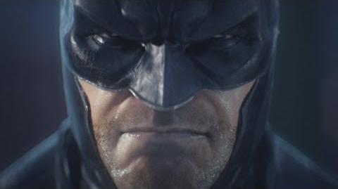 Batman Arkham Origins Fighting Mechanics Gameplay - TGS 2013