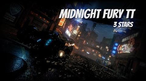 """Midnight Fury TT"" 3 STARS Arkham Knight AR Challenge"