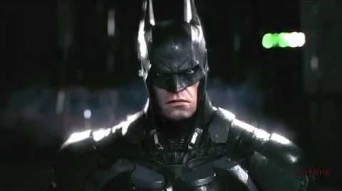 "Batman- Arkham Knight--""Darkness Falls"" Trailer 1080p"