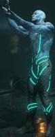 Mr. Freeze (Arkham City; undersuit)