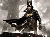 Batgirl: A Matter of Family