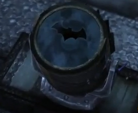The Bat Signal Is A Distress Device That Appeared In GamesBatman Arkham Asylum Batman City And Knight