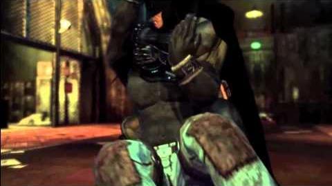 Batman Arkham Asylum - The Movie