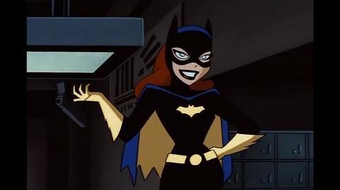 Redefining Batgirl