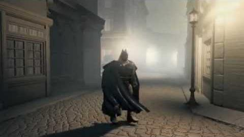 Gotham by Gaslight (Video Game) Prototype Footage