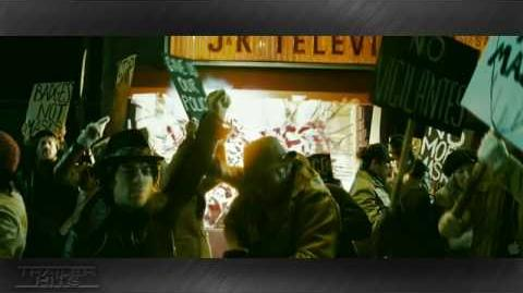Watchmen Movie Trailer 2009 HD