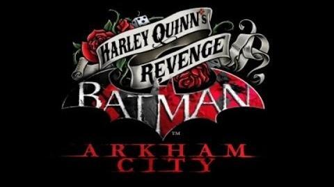 Batman Arkham City Harley Quinn's Revenge Trailer HD
