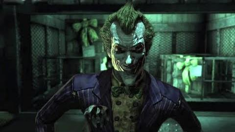 Batman Arkham Asylum - Official Launch Trailer