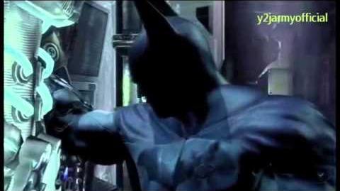 Batman Arkham City all Movie Cutscenes