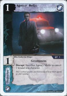 Agency Medic SoA-1