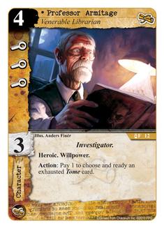 Professor Armitage SoA-12