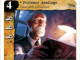 Professor Armitage