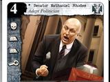 Senator Nathaniel Rhodes