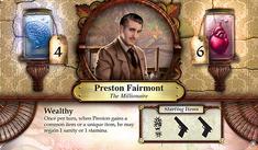 Preston Fairmont ~ Elder Sign - Omens of the Pharaoh