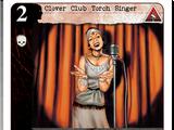 Clover Club Torch Singer