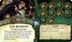 Yog-Sothoth ~ Elder Sign - Core Set