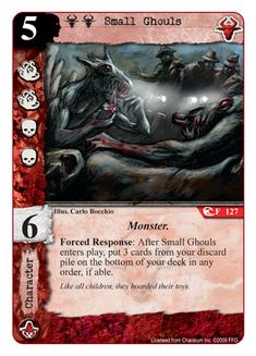 Small Ghouls CS-127