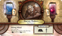 Harvey Walters ~ Elder Sign - Core Set