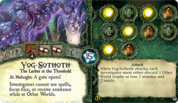 Yog-Sothoth ~ Elder Sign - Gates of Arkham
