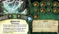 Abhoth ~ Elder Sign - Unseen Forces
