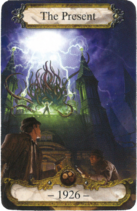 The Present ~ Mansions of Madness - Forbidden Alchemy