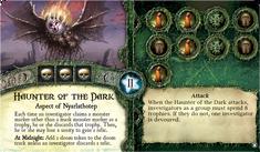 Haunter of the Dark ~ Elder Sign - Omens of the Pharaoh