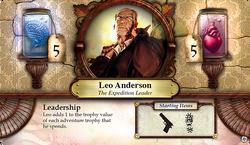 Leo Anderson ~ Elder Sign - Unseen Forces