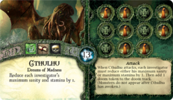 Cthulhu ~ Elder Sign - Core Set