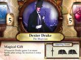 Dexter Drake