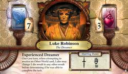 Luke Robinson ~ Elder Sign - Omens of the Deep