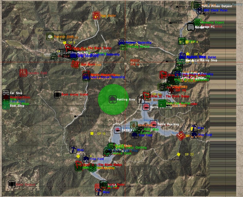 Скачать Карту для Arma 3