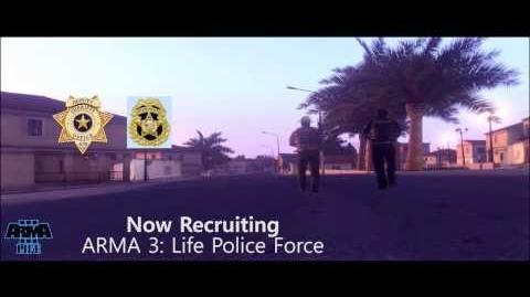 ArmA 3 Life - Police Force Recruitment Video By Kurt