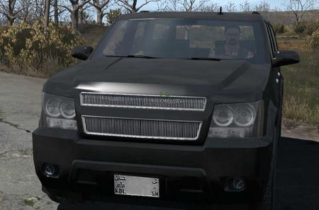 SUV 8