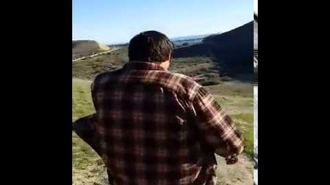 Large Man Falls Off Mountain (Lives To Tell The Tale)