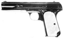 FNBrowning Model 1903 (Engraved)