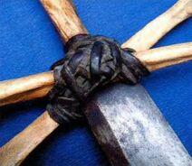 Espada del tribunal secreto de Westfalia, c. 1650-02