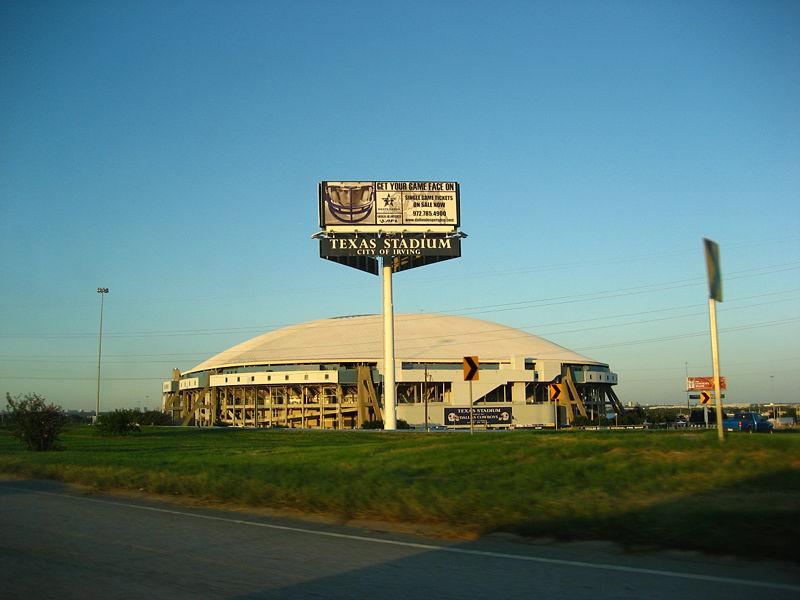 Taxas Stadium
