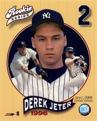 Derek-Jeter-Rookie-Series-Limited-Edition---Photofile-Limited-Edition-Photograph-C11837076