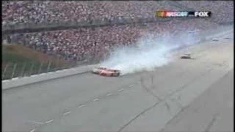 Closest NASCAR finish ever!!!