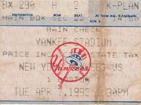 Yankees 4 7 1992