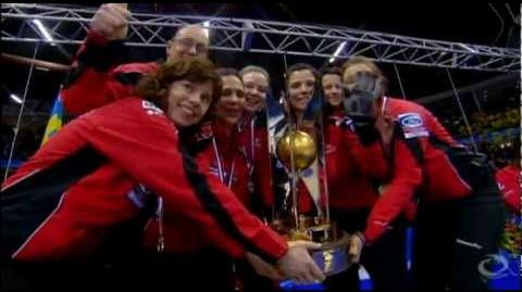 CURLING WWCC 2012 - Gold Medal Final - SUI vs SWE - HIGHLIGHTS