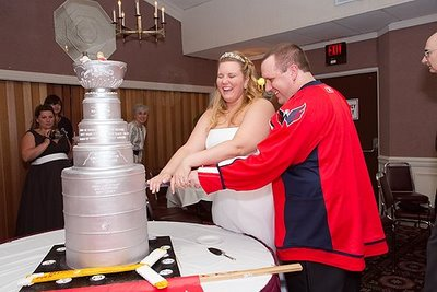 Article:A wedding story... hockey style! | ArmchairGM Wiki ...