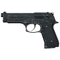 Weapon M9
