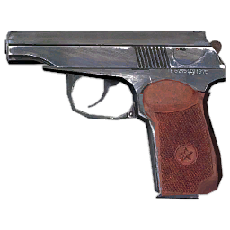 Weapon Makarov PM