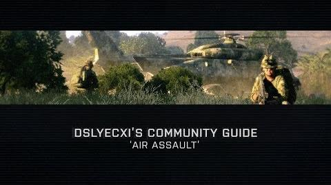 Arma 3 - Community Guide Air Assault