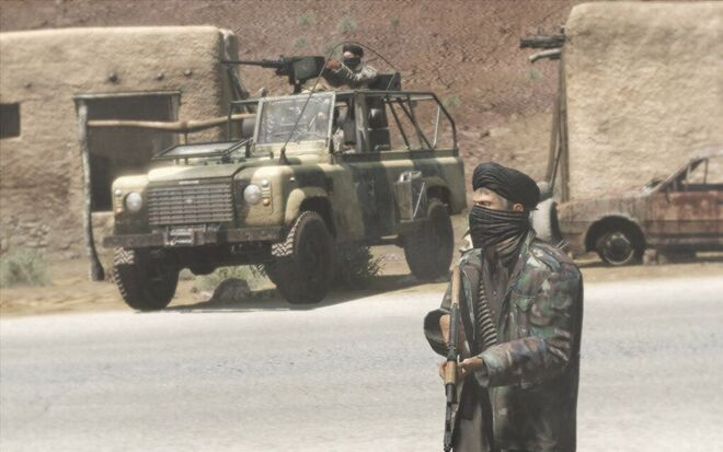Takistani-Militia