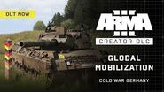 Arma 3 Creator DLC Global Mobilization - Cold War Germany Trailer
